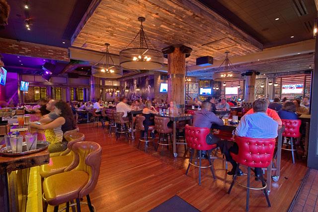 Whiskey Bar Dining Room
