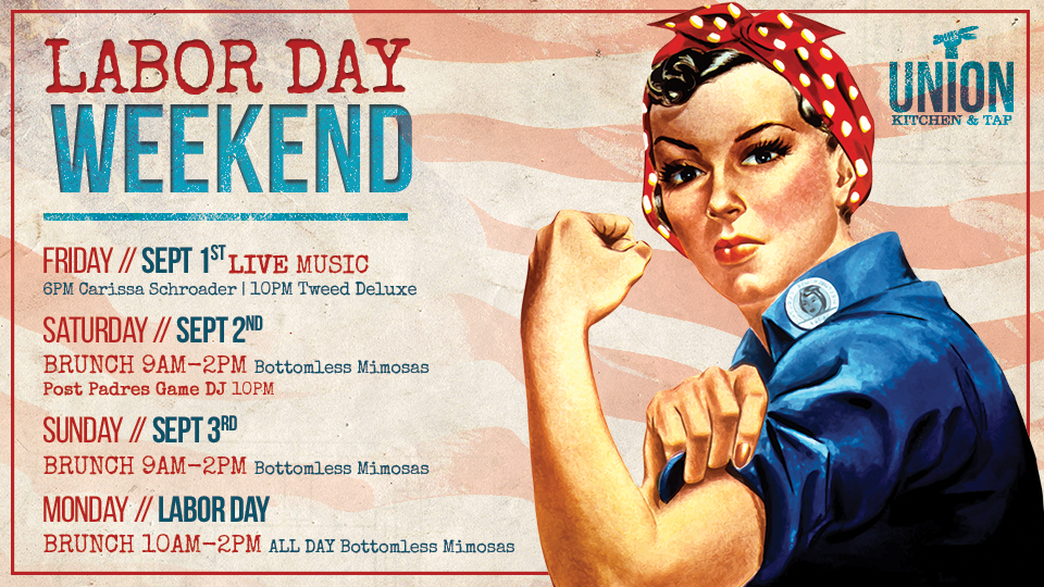 Labor Day 2019 San Diego - Things to do, Events, Parties